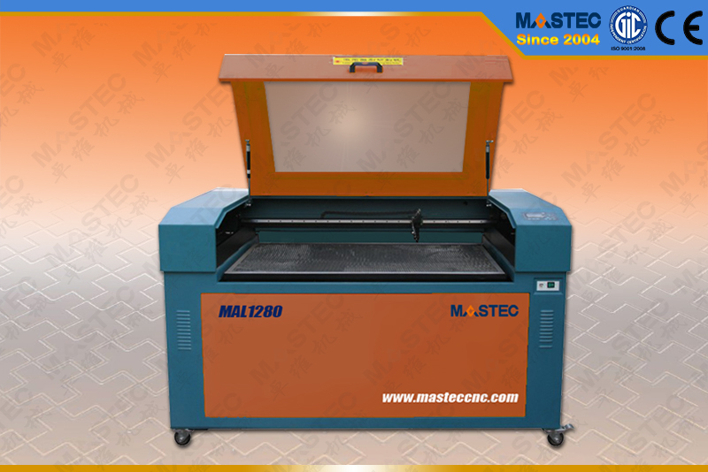 Reliable and Profitable Acrylic Granite Wood Co2 Laser Engraving Machine Price Good for Small Business (MAL1209)