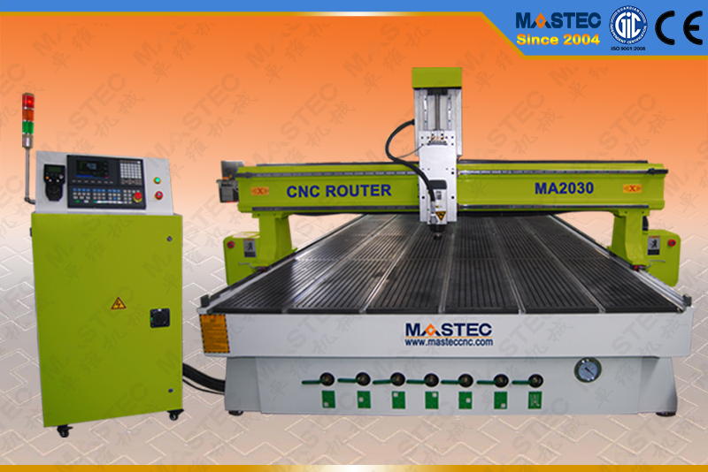 MA2030 Woodworking CNC Router for Wood Engraving Carving