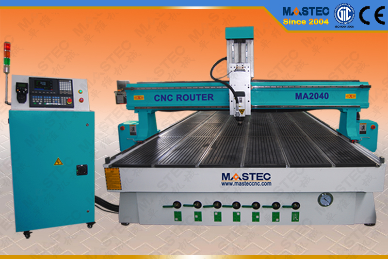 MA2040 Wood Carving CNC Router Machine