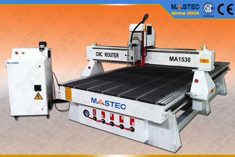 MA1530 Woodworking CNC Router with DSP Controller