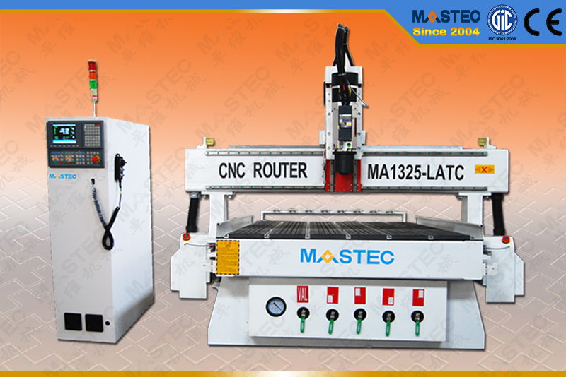 CNC Router Machine with Linear ATC MA1325-LATC