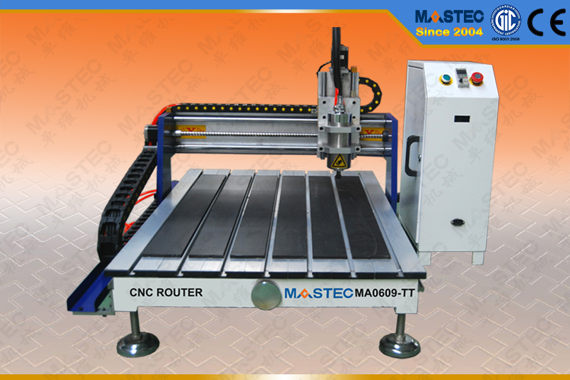 MA0609-TT Advertising CNC Router