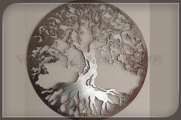 Metal Cutting Art Craft by Plasma Cutting Machine